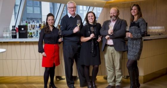 Milton Sandford Wines team
